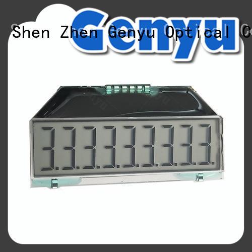 Genyu laser custom size screen renovation solutions for meter