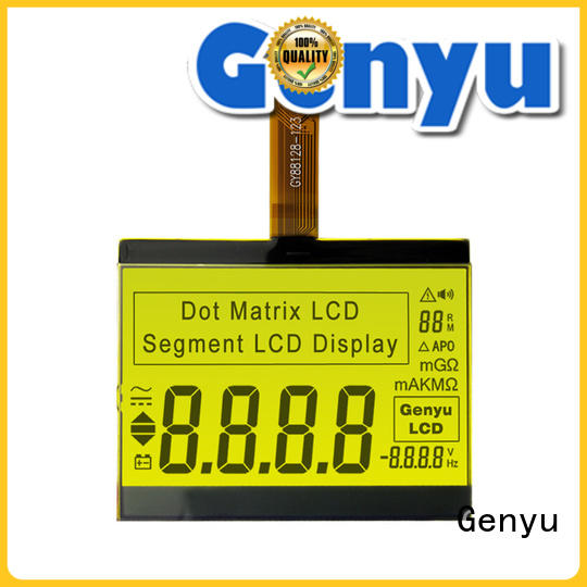 Latest lcd display custom gy04912nm company for video