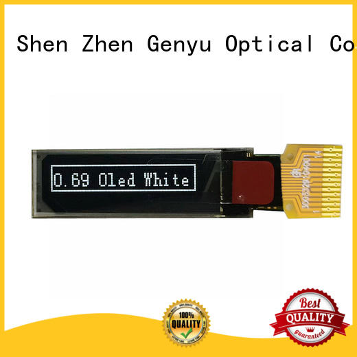 Genyu screen oled lcd for business for sports watch