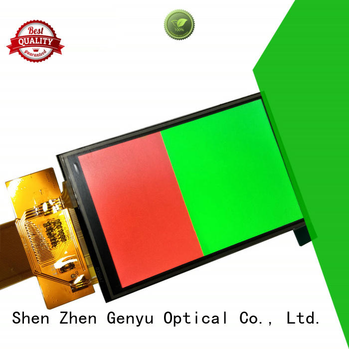 Genyu Latest tft lcd display modules company for devices