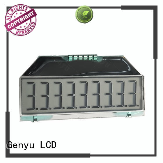 Genyu gy8226 custom size lcd manufacturers for meter