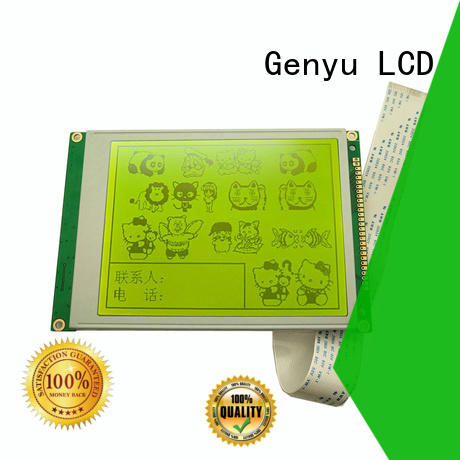 Genyu display lcm panel factory for medical equipment