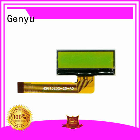 Genyu Top mono lcd display for business for equipment