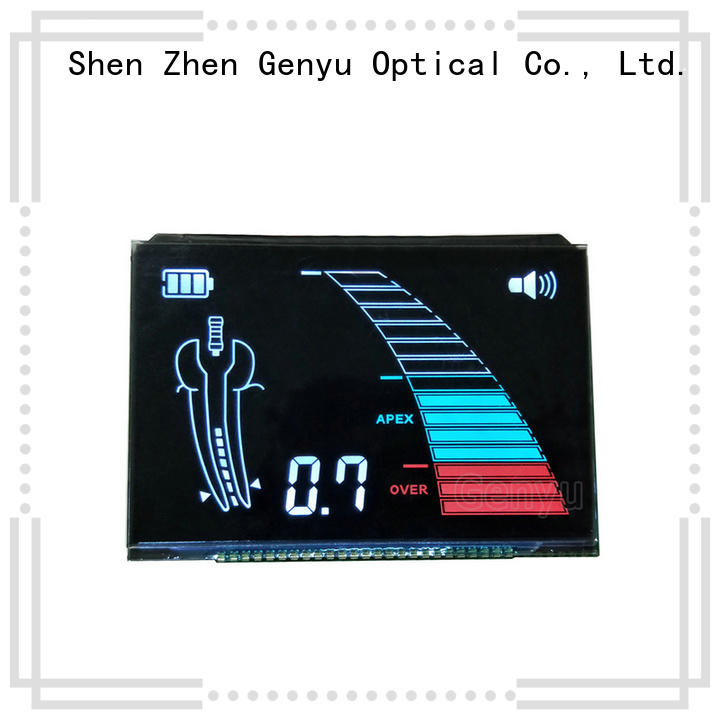 gy6331 custom size lcd renovation solutions for instrumentation Genyu