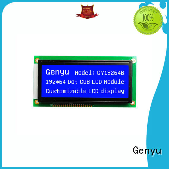 Top lcm lcd display matrix for business for instruments panels