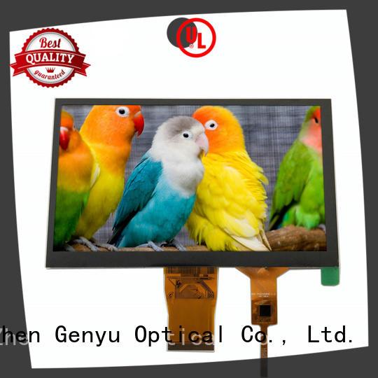 Genyu new display tft supply for equipments