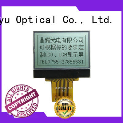Genyu Latest 12832 lcd display for business for smart home