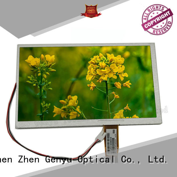 Genyu Best tft lcd modules supply for automobile