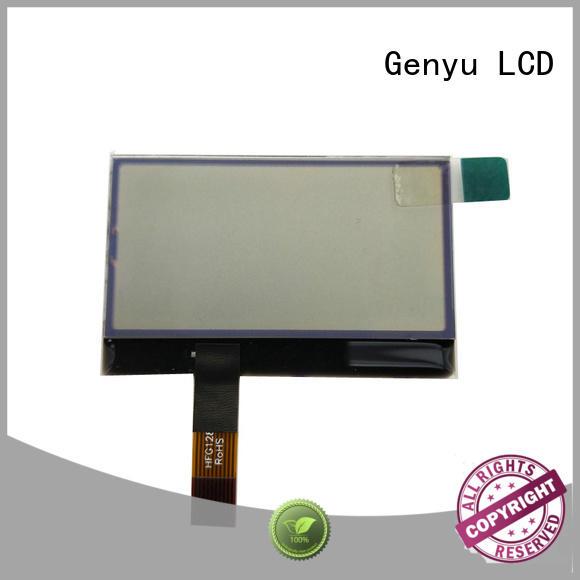Genyu Custom dot matrix lcd manufacturers for equipment