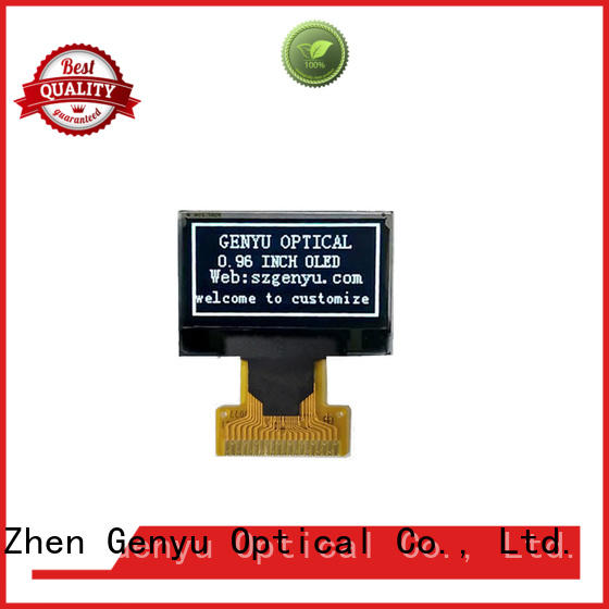 Genyu dots oled screen factory for hardware wallet