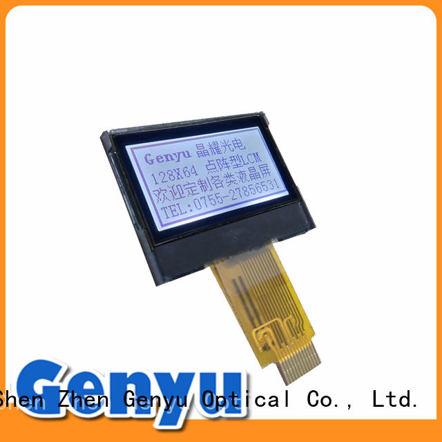graphic lcd 128x64 small for equipment Genyu