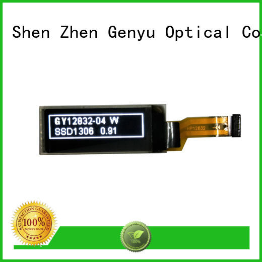 Genyu High-quality small size oled display suppliers for instruments