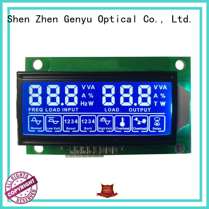 Genyu High-quality custom lcd manufacturer supply for laser