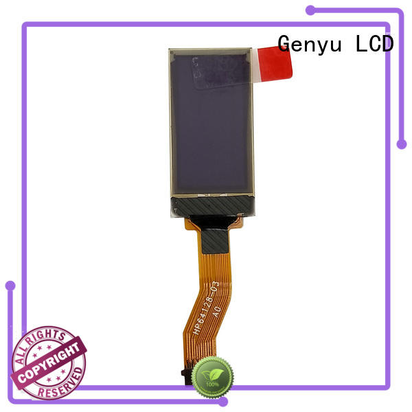 Genyu inch oled screen supply for hardware wallet