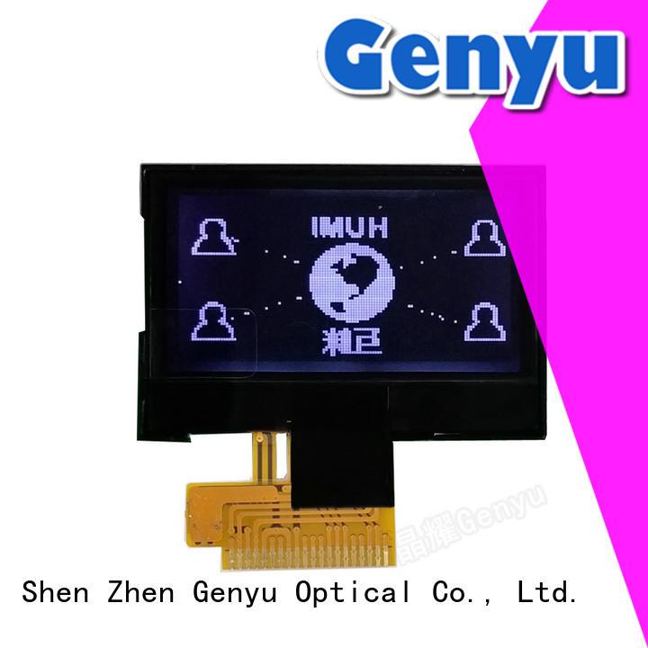 1.3 inch monochrome lcd module 12864 Dot Matrix LCD screen