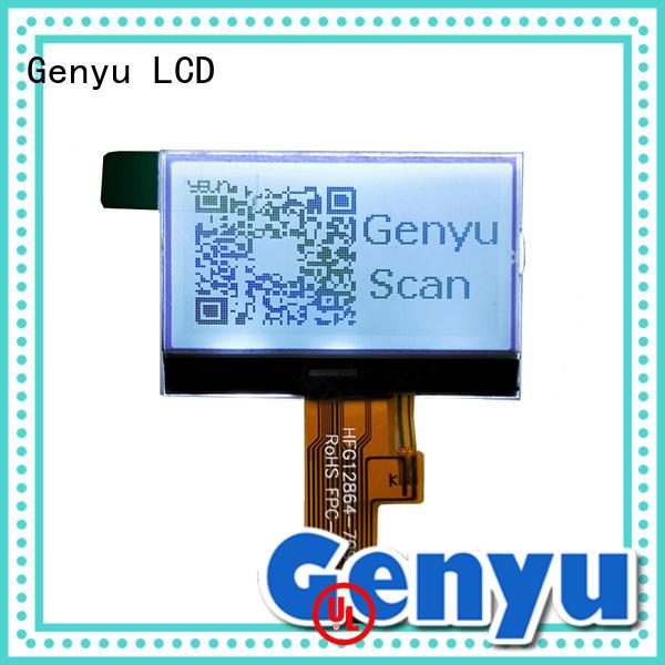 Genyu screen dot-matrix display factory for smart home
