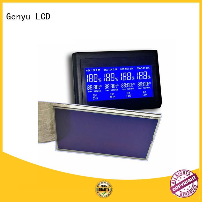 Genyu display lcd display custom for home appliances