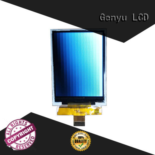 Genyu new display tft manufacturers