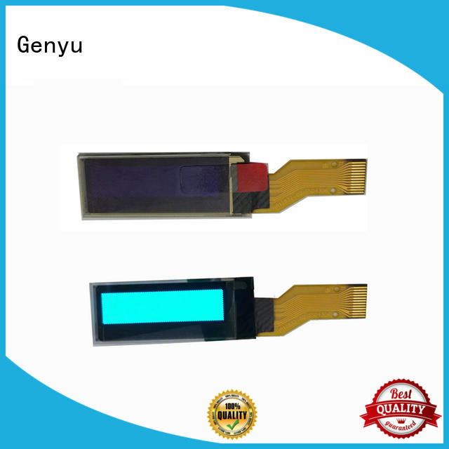 Wholesale oled display module 64x48 company for medical equipment