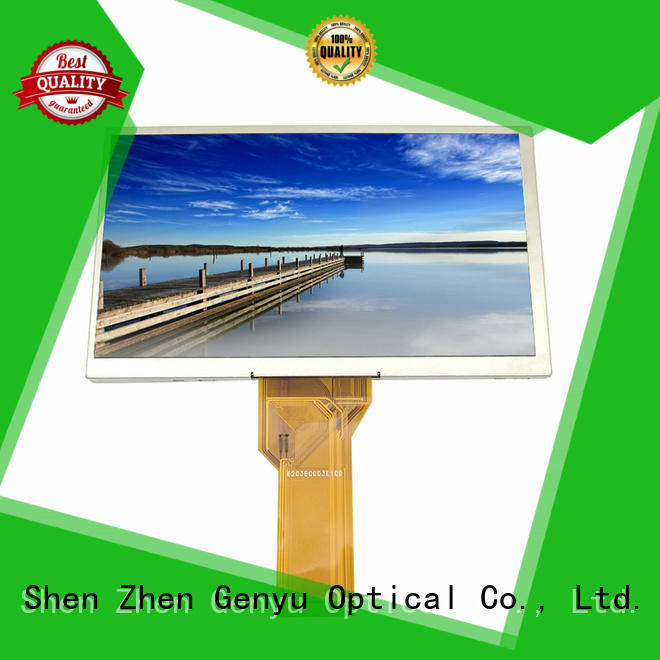 Custom colour LCD screen quality-reliable for automobile