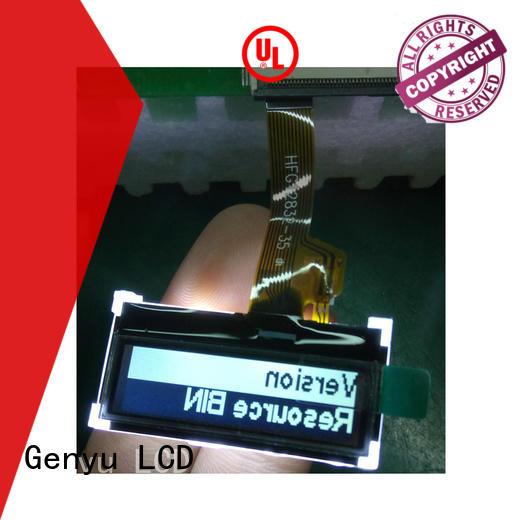 Genyu display micro lcd display supply for smart home