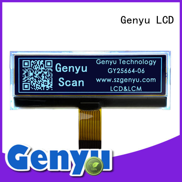 Custom cog lcd modules 128x64 manufacturers for instruments
