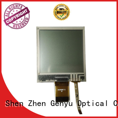 Genyu screen 12864 lcd display module manufacturers for industry