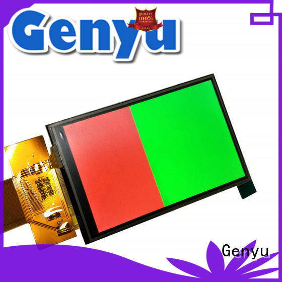 Genyu Latest tft module factory for instruments