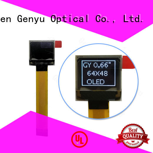 Genyu thin oled screen display suppliers for smart home