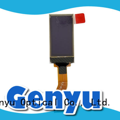 Genyu 096 oled suppliers solution expert for smart watch