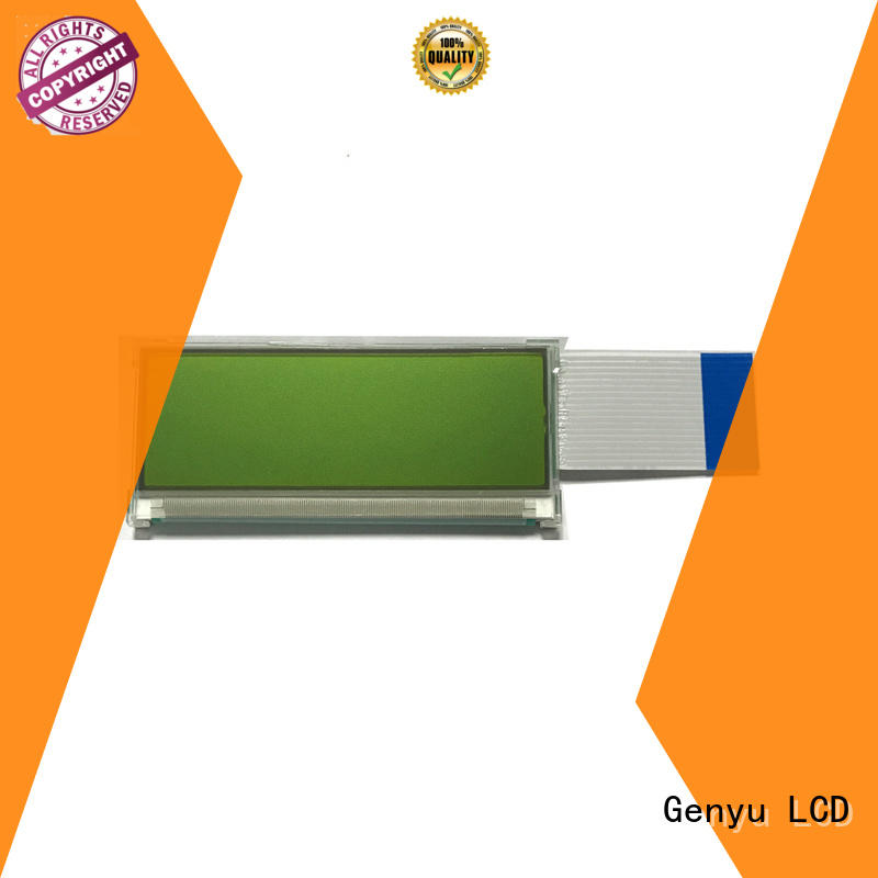Genyu white graphic lcd 128x64 for business for smart home
