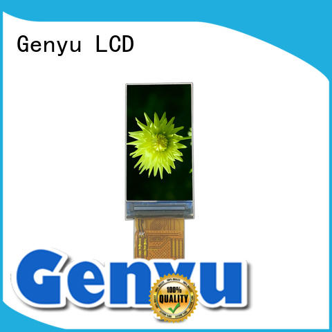 Genyu price-favorable tft lcd display module for equipments