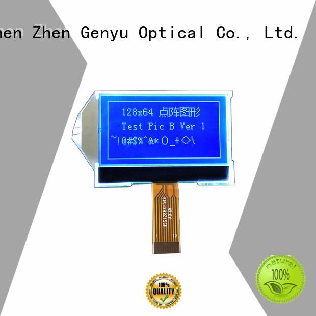 Genyu Best lcd screen display supply for equipment