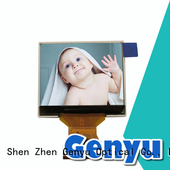Genyu tft lcd 2.4 module price-favorable for equipments