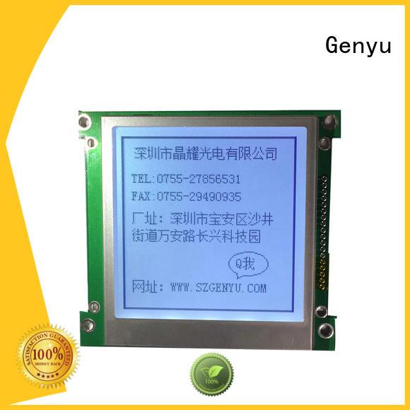Genyu dot lcm module factory for smart home
