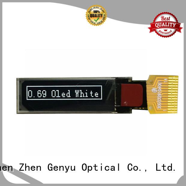 Genyu New oled lcd company for medical equipment