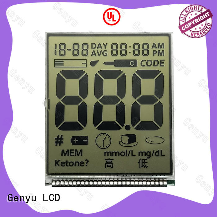 Genyu High-quality custom size lcd supply for laser