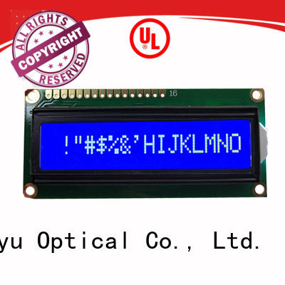 Genyu module lcd character display modules for business for aerial molds