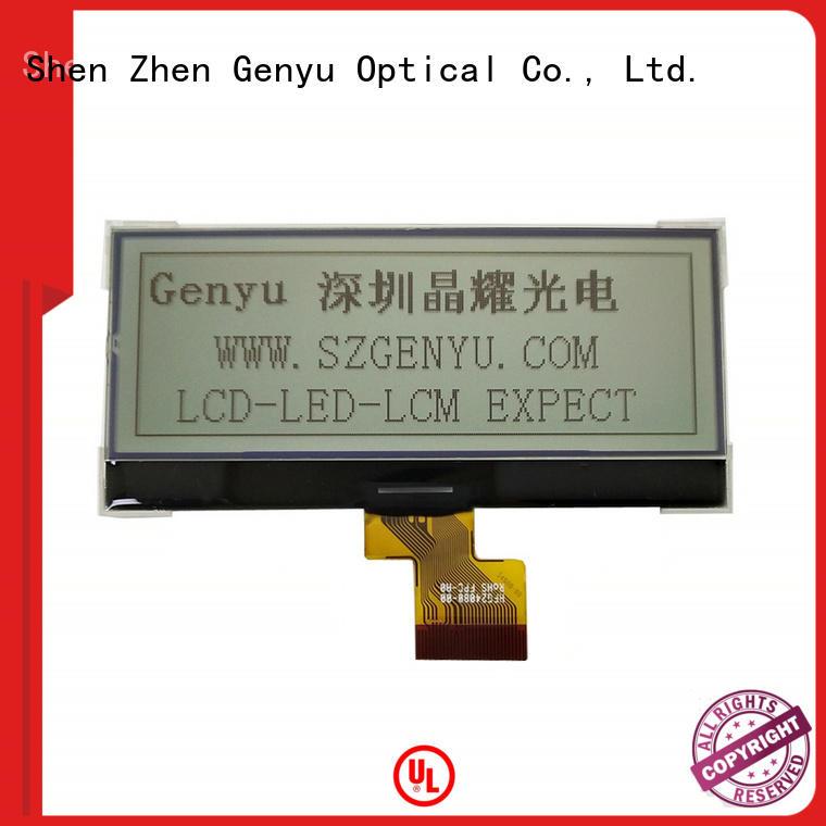 Genyu small lcd 12864 supply for equipment