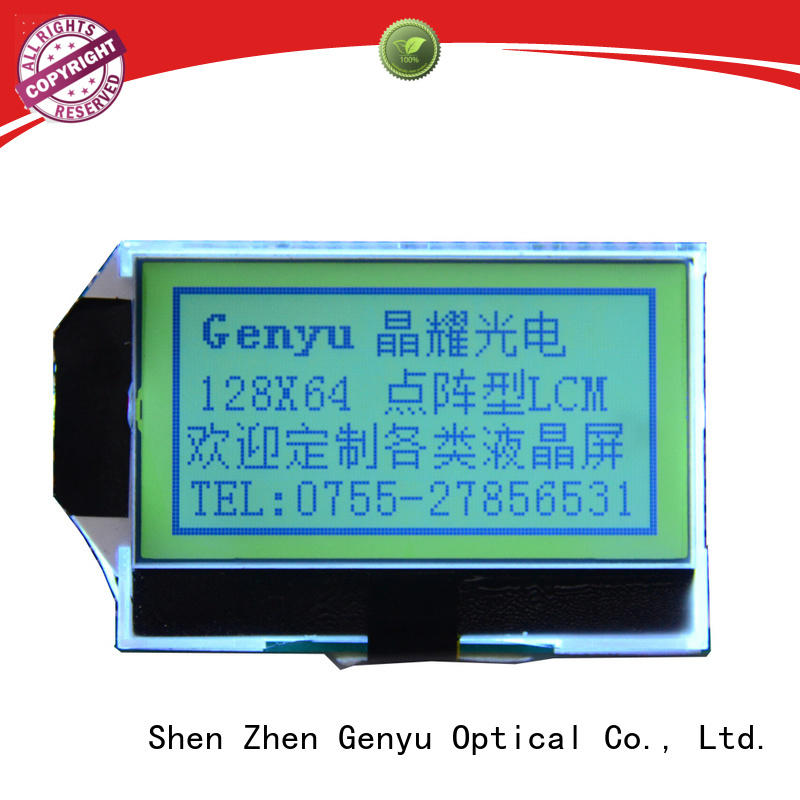 Genyu 122x32 graphics lcd modules company for industry