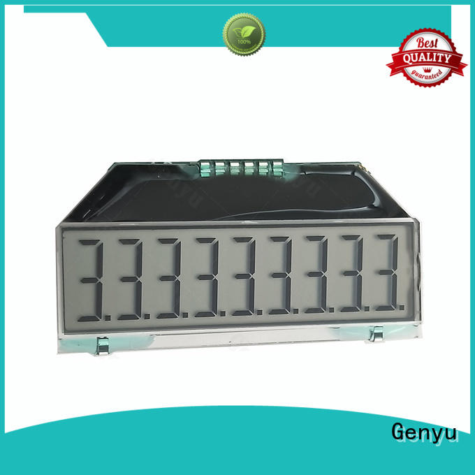 Genyu gy1037 lcd display custom for business for video
