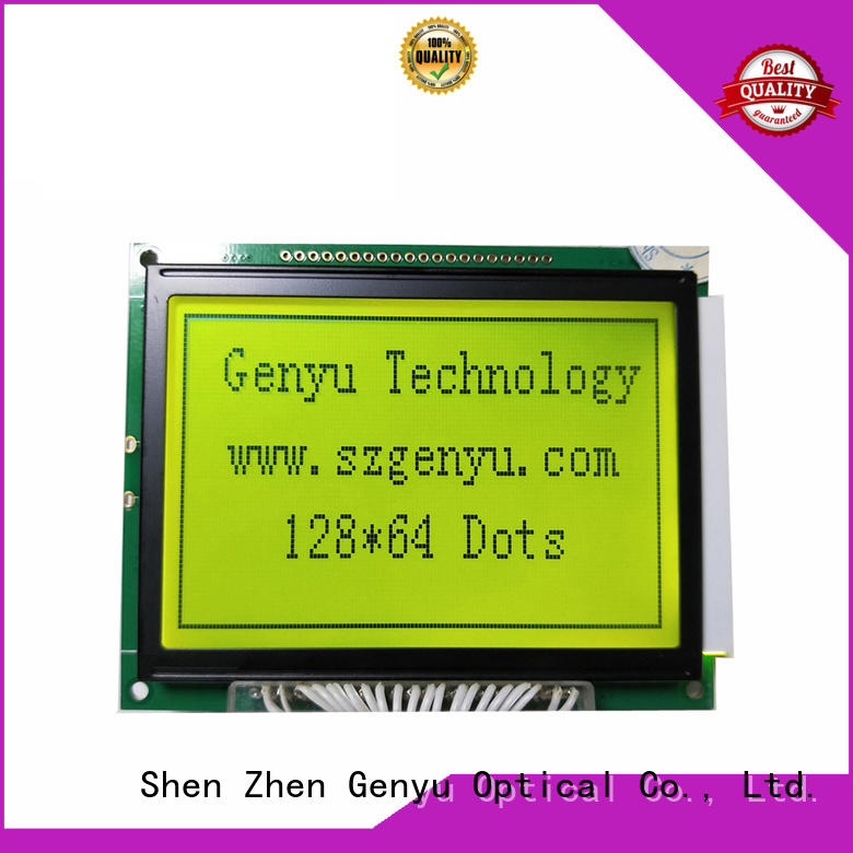 Genyu Top lcd lcd display factory for instruments panels