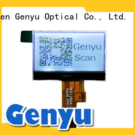 Genyu 13 small lcd display exporter for smart home