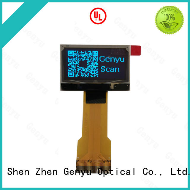 Genyu 128x32 oled display modules suppliers for medical equipment