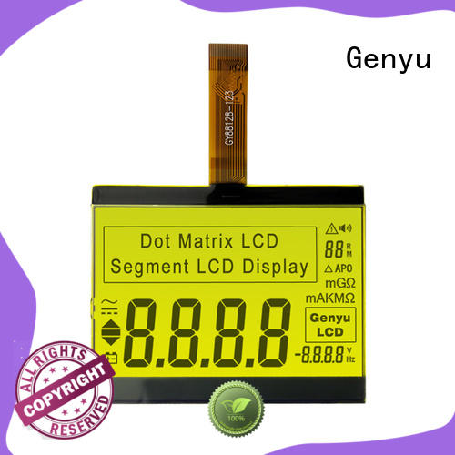 Top lcd segment customized factory for electronic
