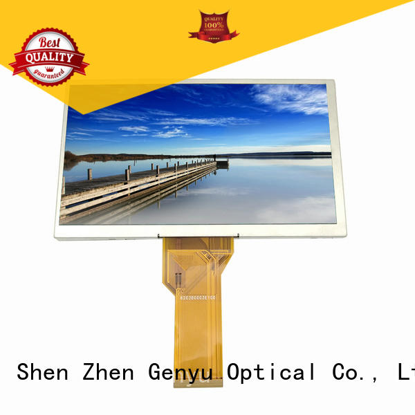 Genyu quality-reliable tft module suppliers for automobile