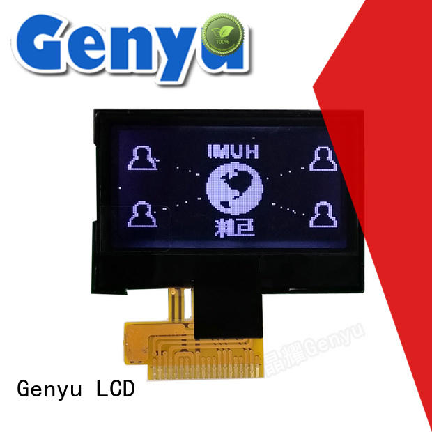 Genyu New lcd screen display factory for smart home
