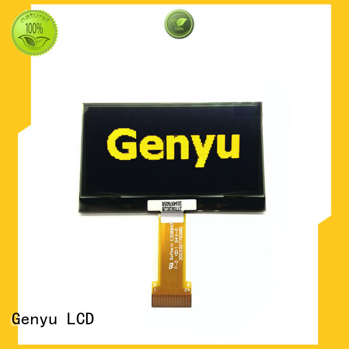 Genyu Custom 1.54 oled suppliers for instruments