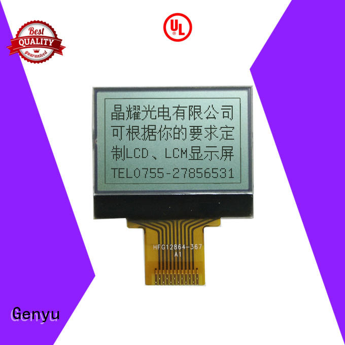 Custom 12864 lcd small company for smart home