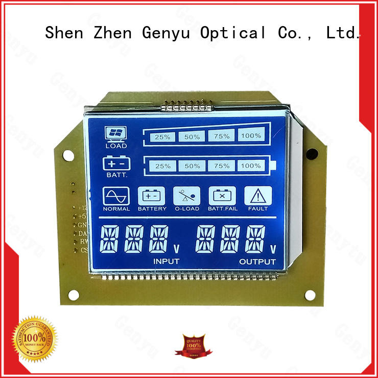 Latest segment lcd display gy8287 suppliers for video